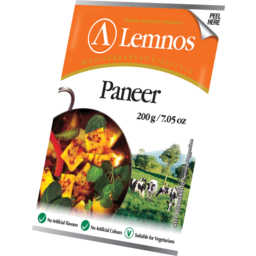 Photo of Lemnos Paneer 200g