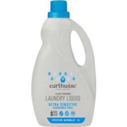 Photo of Earthwise - Laundry Liquid Fragrance Free