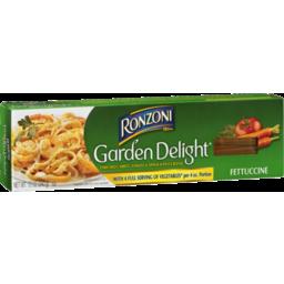 Photo of Ronzoni Garden Delight Fettuccine
