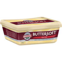 Photo of Mainland Buttersoft Salted 250 G
