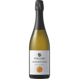 Photo of McWilliam's Inheritance Brut Reserve 750ml