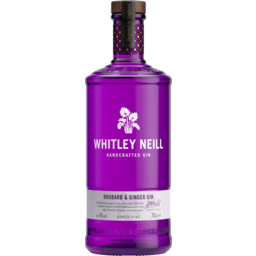 Photo of Whitley Neill Rhubarb & Ginger Gin