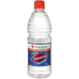 Photo of Frantelle Still Spring Water