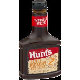 Photo of Hunt's Honey Hickory BBQ Sauce