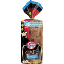 Photo of Tip Top® Café Blueberry And Vanilla Fruit Bread 500g