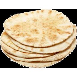 Photo of Kal's Flat Bread White (5pk)