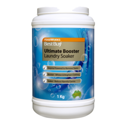 Photo of Best Buy In Wash Booster 1kg