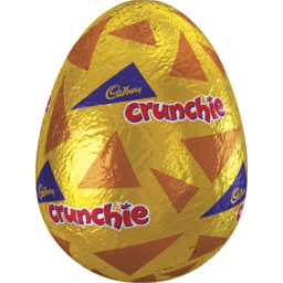 Photo of Cadbury Crunchie Hollow Egg 110g