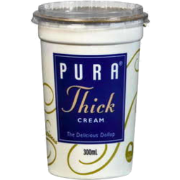 Photo of Pura Thick Cream 300ml