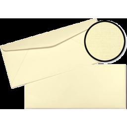 Photo of #10 Envelope: - Ivory Linen