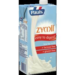 Photo of Pauls Zymil Low Fat Longlife Milk 1L