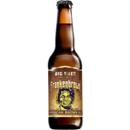 Photo of Big Shed Brewing Frankenbrown American Brown Ale S