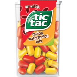 Photo of Tic Tac Melon Mix 24gm