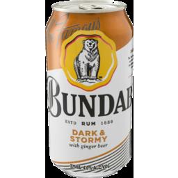 Photo of Bundaberg Dark & Stormy Can