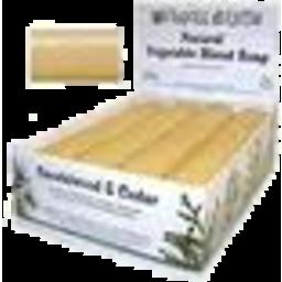 Photo of Veg. Soap - 'S'wood + Cedar' 100g