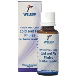 Photo of Cold & Flu Pillules 30g
