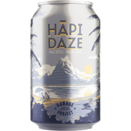 Photo of Garage Project Hapi Daze 330ml
