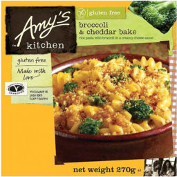 Photo of Amy's Kitchen Broccoli & Cheddar Bake 270gm