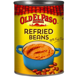 Photo of Old El Paso Refried Beans 435g