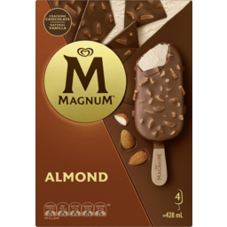 Photo of Streets Magnum Almond 4pk