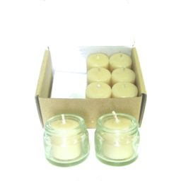Photo of Jam Jar T's - 2 Jars + 8 Candles