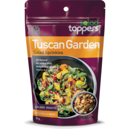 Photo of Salad Toppers Sprinkles Tuscan Garden 90g