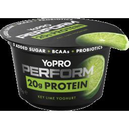 Photo of Yopro Perform Key Lime 175gm