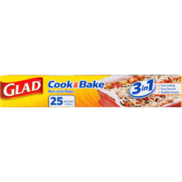 Photo of Glad Cooking Paper Dispenser 25m