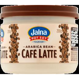 Photo of Jalna Yoghurt Cafe Latte 170g