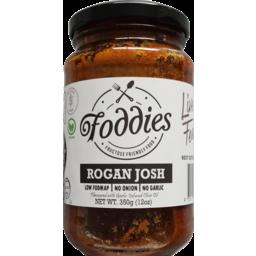 Photo of Foddies Curry Sauce - Rogan Josh (Low Fodmap)