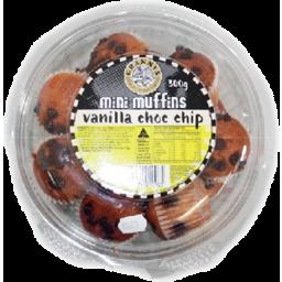 Photo of Grannys Muffin Mini Choc Chip 300gm