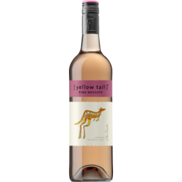 Photo of Yellow Tail Moscato Pink