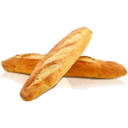 Photo of Baguette Half White