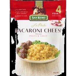 Photo of San Remo La Pasta Macaroni & Cheese 120g