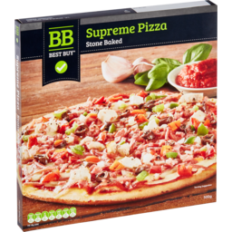 Photo of Best Buy Pizza Supreme 500gm
