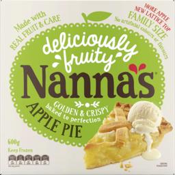 Photo of Nannas Pie Apple 600g