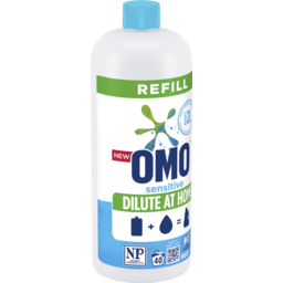 Photo of Omo Dilute At Home Refill Sensitive 665ml