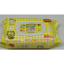 Photo of Ada Baby Wipes Large Unscented