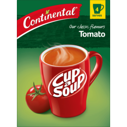 Photo of Continental Cup A Soup Tomato 4x80gm