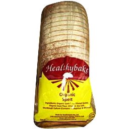 Photo of Healthybake Organic White Spelt Bread 700g