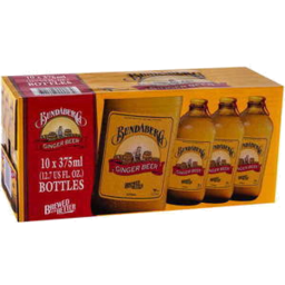 Photo of Bundaberg Diet Ginger Beer 10x375ml Bottles