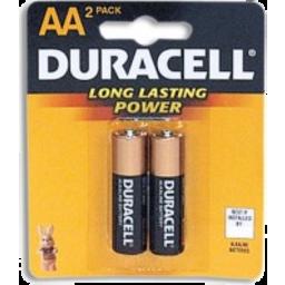 Photo of Duracel Batteries Aa