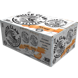 Photo of White Claw Hard Seltzer Mango Can