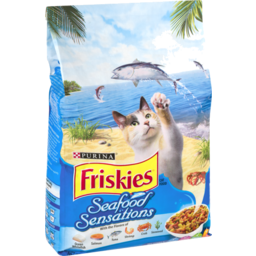 Photo of Purina Friskies Seafood Sensations Cat Food