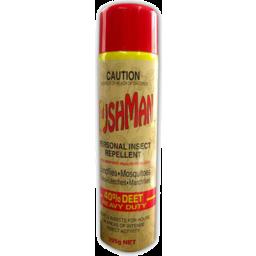 Photo of Bushman Insect Repellent 40% Deet 225gm