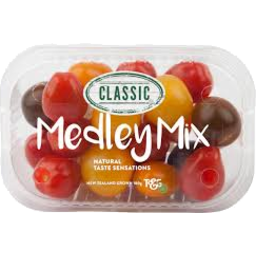 Photo of Tomato Cherry Medley Mix 180g