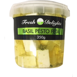 Photo of F/Delight Feta Basil Pesto 50g