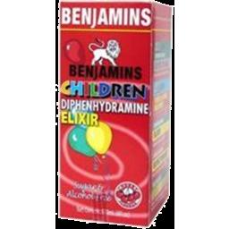 Photo of Benjamins Chilldren Diphenhydramine Cherry