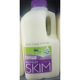 Photo of Country Valley Classic Skim Milk1lt