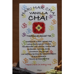 Photo of Hari Hari Chai - Vanilla Chai - 100g